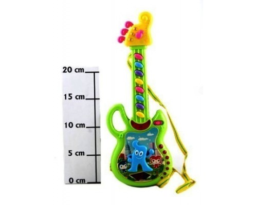 Электро-гитара 31см 6260-1