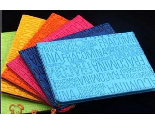 """Обложка для паспорта """"FRACOMINA"""" (цвета в ассортименте )"""