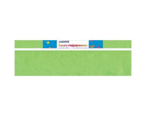 Бумага крепированная deVENTE 22 г/м, 50x250см., салатовая неоновая