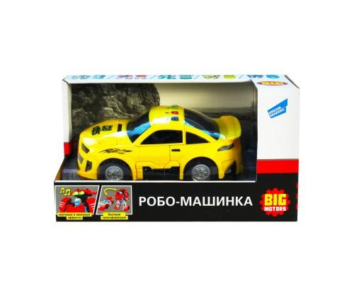 Машинка Робо-машинка D622-H043A