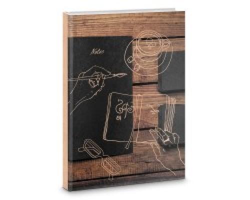Книга для записей А4 80 листов Sketch