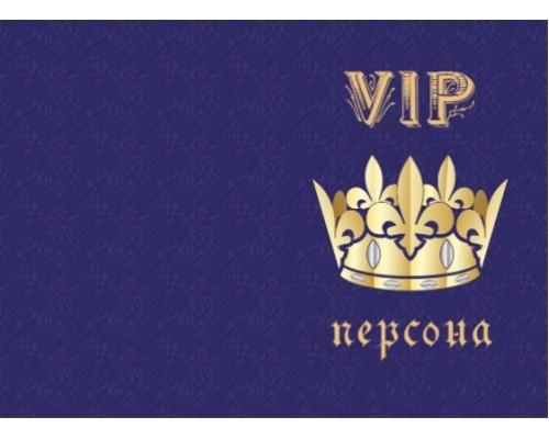 Обложка для паспорта VIP персона ОД-310/4553 КвадраПринт